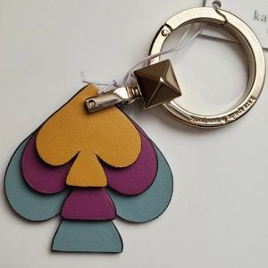 ♠️♠️Kate Spade key fob/ chain NWT!!